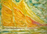 Sailing Paintings Schooners Gaffs and Sloops of the Caribbean