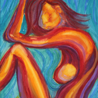 Nude Oil Painting For Sale