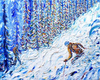 Ski Prints