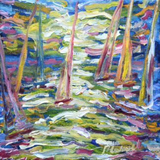Sailing painting for sale