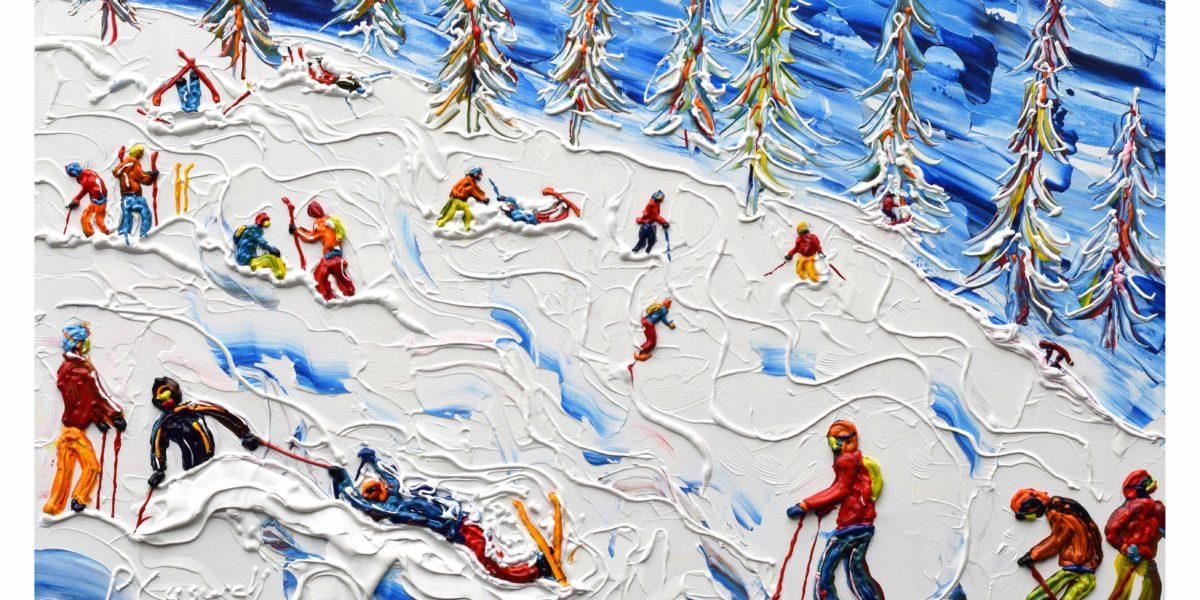 Ski Print