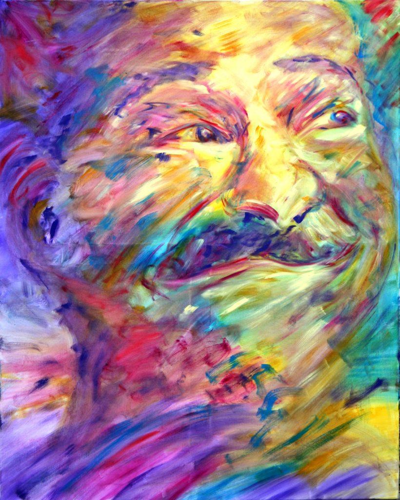 India Paintings Meherabad Meherazad home of Meher Baba